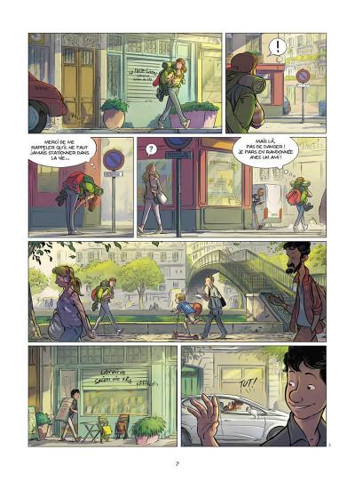 Page 8 Le jour où elle n'a pas fait compostelle