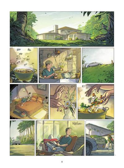 Page 9 Le jour où elle n'a pas fait compostelle