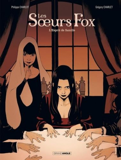 Dos Les soeurs Fox tome 2