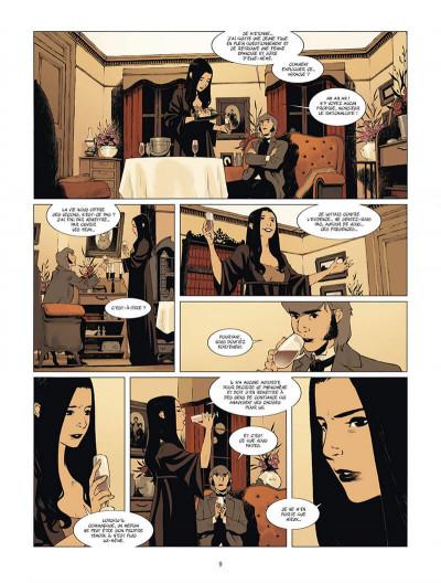 Page 0 Les soeurs Fox tome 2