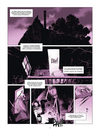 Page 4 Les soeurs Fox tome 2
