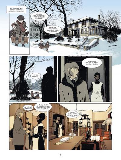 Page 5 Les soeurs Fox tome 2