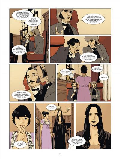 Page 6 Les soeurs Fox tome 2