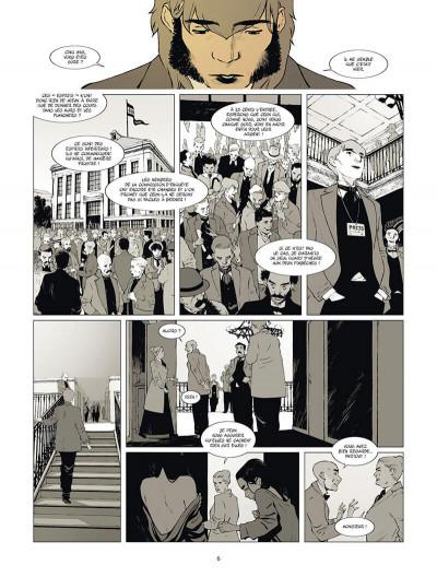 Page 7 Les soeurs Fox tome 2