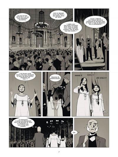 Page 8 Les soeurs Fox tome 2
