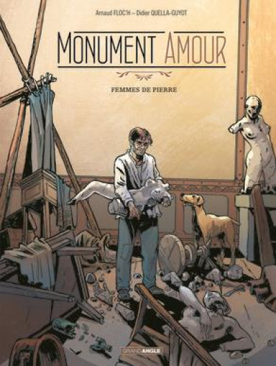 Couverture Monument amour tome 2