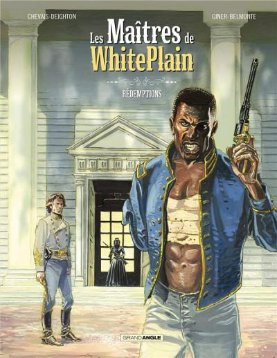 Couverture Les maîtres de White Plain tome 2