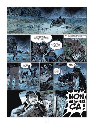 Page 0 Les maîtres de White Plain tome 2