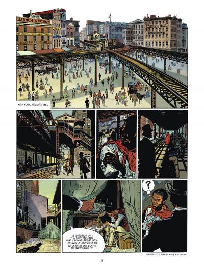 Page 4 Les maîtres de White Plain tome 2