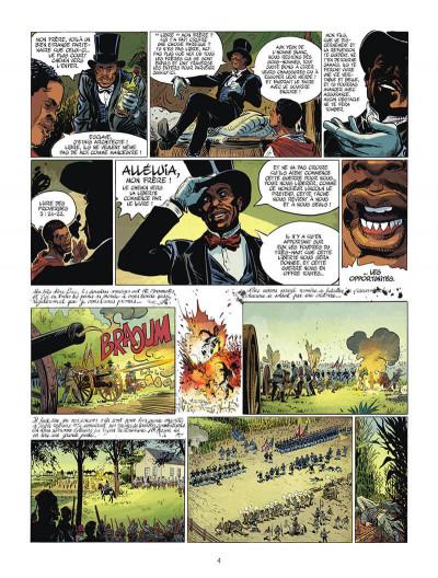 Page 5 Les maîtres de White Plain tome 2