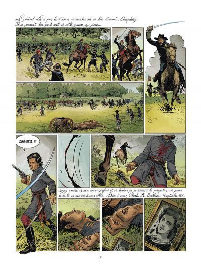 Page 8 Les maîtres de White Plain tome 2