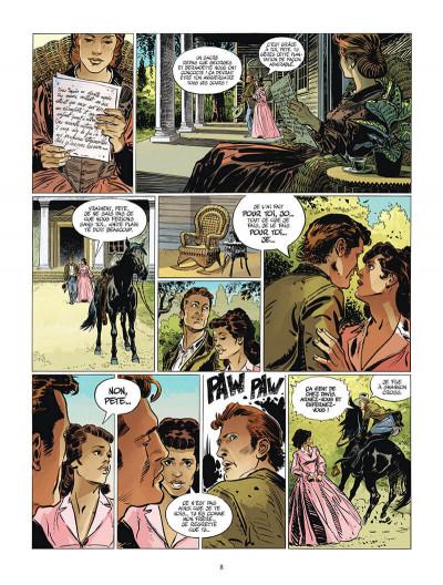 Page 9 Les maîtres de White Plain tome 2