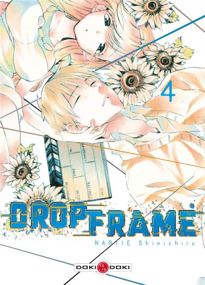 Couverture Drop frame tome 4