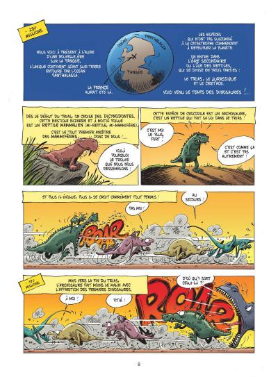 Page 9 L'histoire de l'histoire de France tome 1