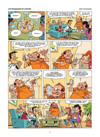 Page 8 Les fondus du fromage