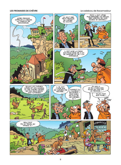 Page 9 Les fondus du fromage