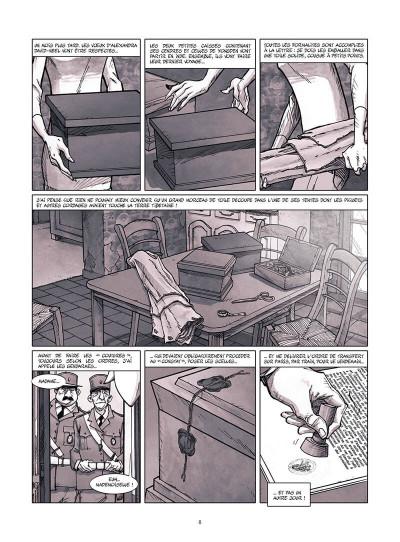 Page 9 Une vie avec Alexandra David-Néel tome 3