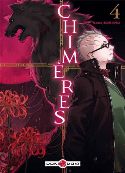 Couverture Chimères tome 4