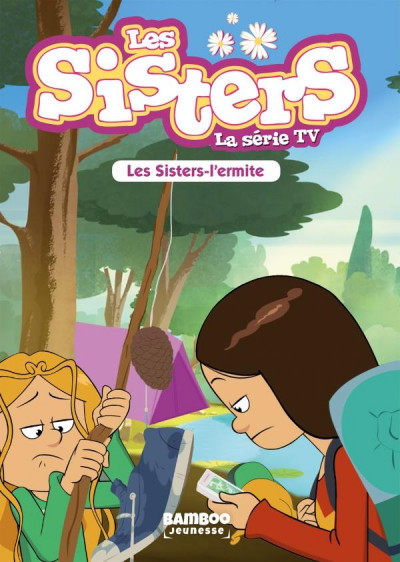 Les Sisters Roman Poche Dessin Anime Tome 14 Bdfugue Com