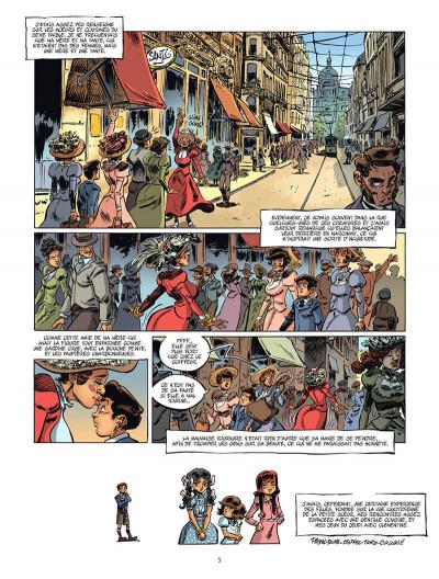 Page 6 Le temps des amours