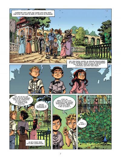 Page 8 Le temps des amours