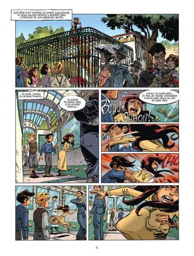 Page 9 Le temps des amours