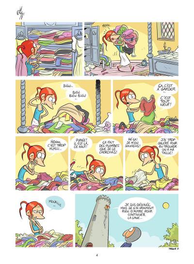 Page 5 Autour d'Odile tome 1