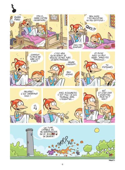 Page 7 Autour d'Odile tome 1