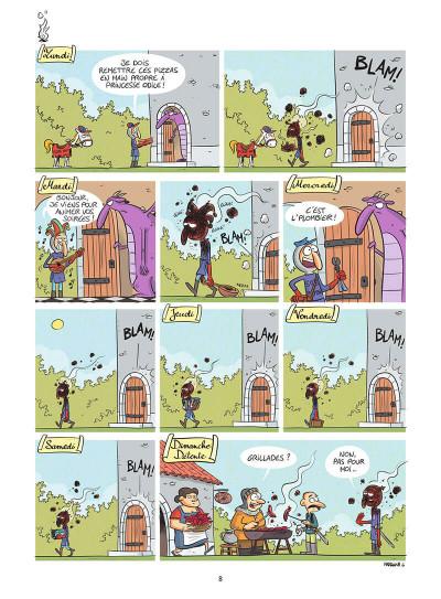 Page 9 Autour d'Odile tome 1
