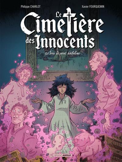 Couverture Le cimetière des innocents tome 2