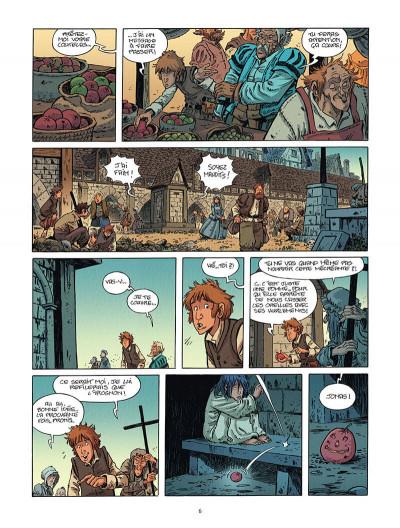 Page 7 Le cimetière des innocents tome 2