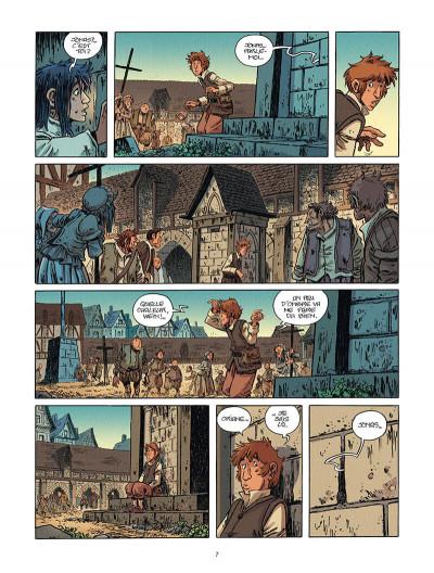 Page 8 Le cimetière des innocents tome 2