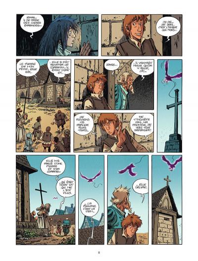 Page 9 Le cimetière des innocents tome 2