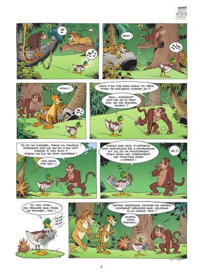 Page 5 L'écho de la jungle tome 1