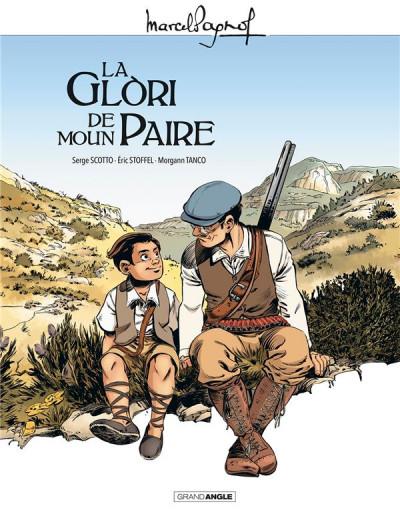 Couverture La glori de moun paire (version provençale)