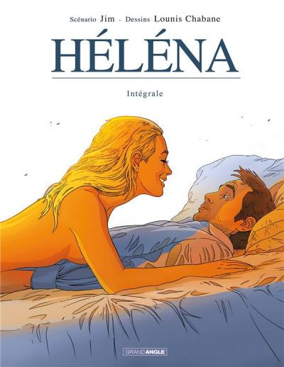 Couverture Héléna - écrin tomes 1 + 2