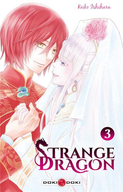 Couverture Strange dragon tome 3