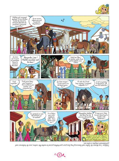 Page 6 Les énigmes de Léa tome 2
