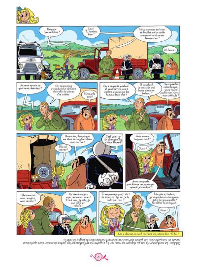 Page 7 Les énigmes de Léa tome 2