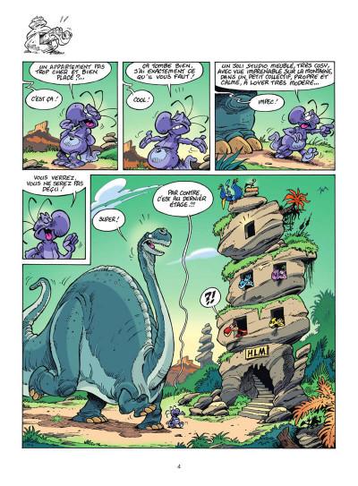 Page 5 Les nouvelles aventures de nabuchodinosaure tome 2