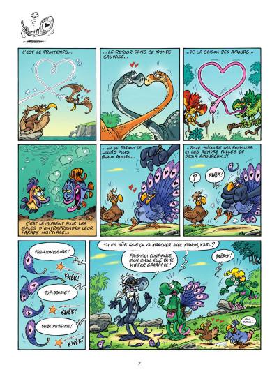 Page 8 Les nouvelles aventures de nabuchodinosaure tome 2