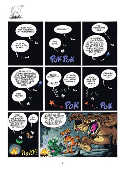 Page 9 Les nouvelles aventures de nabuchodinosaure tome 2