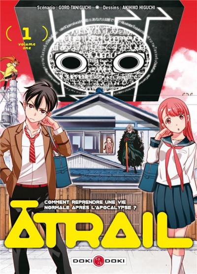 Couverture Atrail tome 1