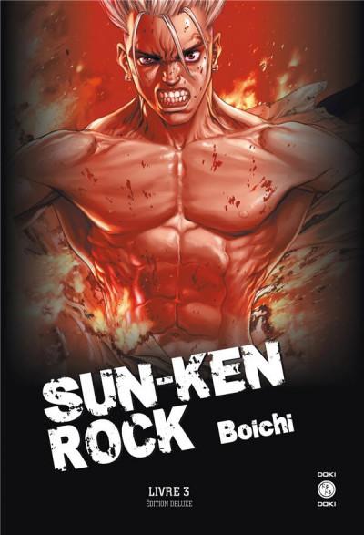 Couverture Sun-Ken Rock - deluxe tome 3