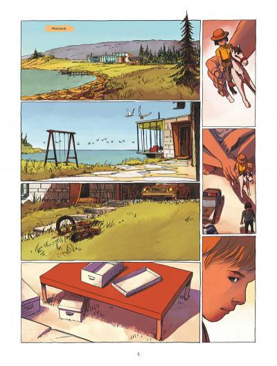 Page 6 De mémoire tome 1