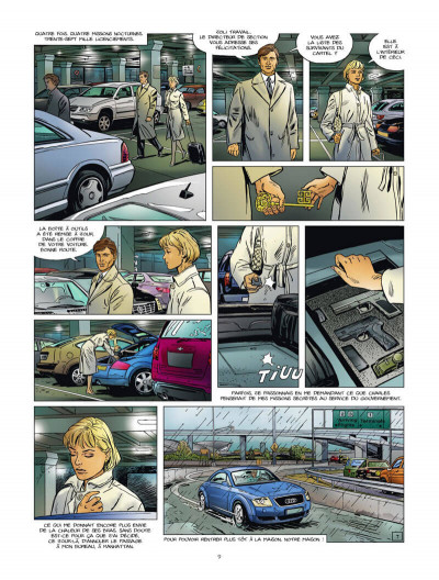 Page 0 Sienna - intégrale tome 1
