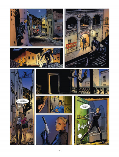 Page 5 Sienna - intégrale tome 1