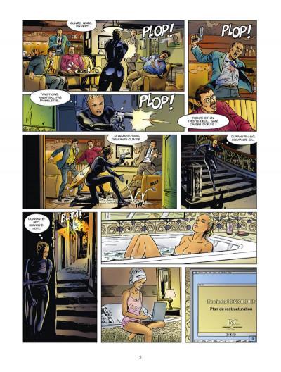 Page 6 Sienna - intégrale tome 1