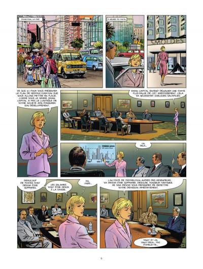 Page 7 Sienna - intégrale tome 1