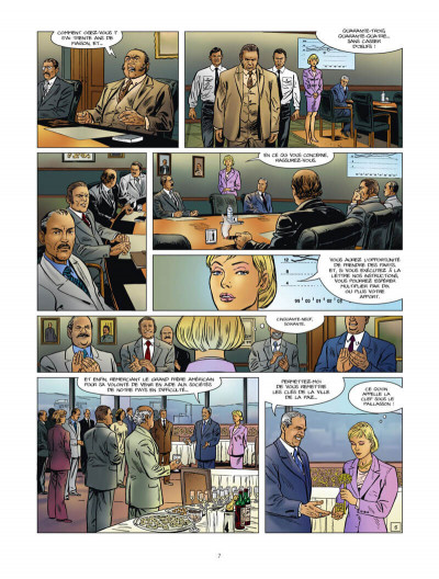 Page 8 Sienna - intégrale tome 1